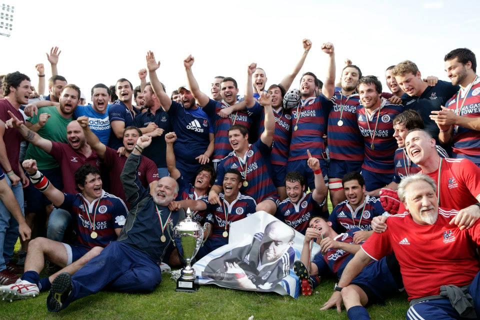 Polisportiva Roma   News Rugby – Unione Rugby Capitolina batte la Pro Recco e approda in Eccellenza