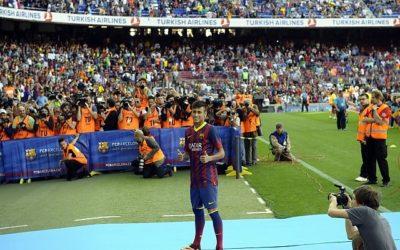 Polisportiva Roma   News Calciomercato – Arriva Neymar a Barcellona e il Camp Nou già impazzisce sognando la coppia d'oro – Messi Neymar