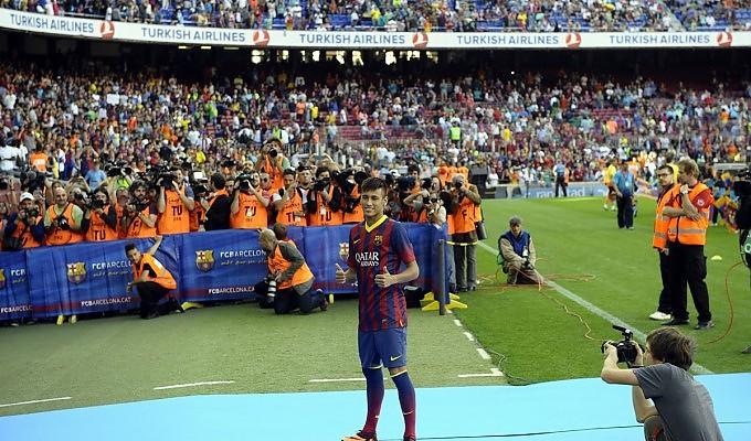 Polisportiva Roma | News Calciomercato – Arriva Neymar a Barcellona e il Camp Nou già impazzisce sognando la coppia d'oro – Messi Neymar