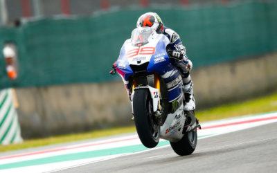 Polisportiva Roma | News Moto GP – Al Mugello trionfa Jorge Lorenzo davanti a Pedrosa e Crutchlow. Fuori Rossi al primo giro e Marquez nel finale