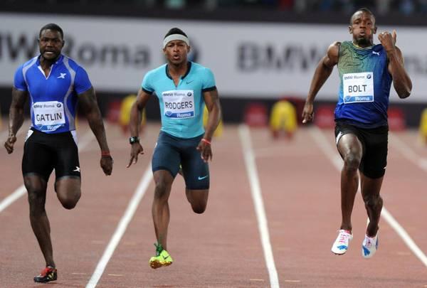 Polisportiva Roma | News Atletica – Al Golden Gala, vince Gatlin, Usain Bolt è ko