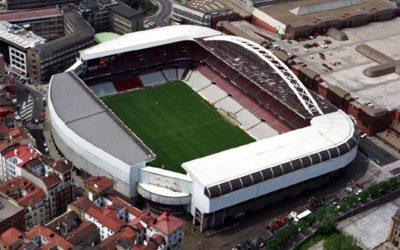 CALCIO – Bilbao, abbattutto lo stadio San Mames davanti ai tifosi dell'Athletic Bilbao