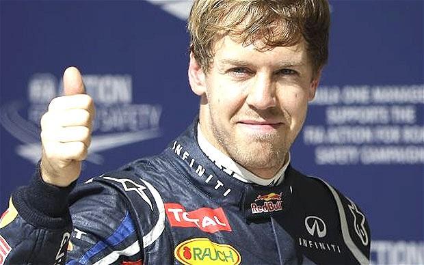 FORMULA 1 – Sebastian Vettel e Red Bull, si prolunga fino al 2015