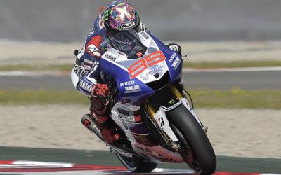 Polisportiva Roma | News Moto GP – Domina Lorenzo nel Gp di Catalunya, alle sue spalle Pedrosa e Marquez. Staccato Rossi