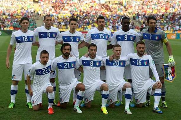 Polisportiva Roma   News Calcio – Esordio vincente in Confederation Cup per l'Italia. Battuto il Messino 2 a 1 con le reti di Pirlo e Balotelli