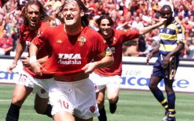 AS ROMA – 12 anni fa l'AS Roma vinceva il Tricolore, il terzo della sua storia