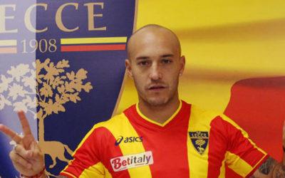 CALCIO – Ernesto Chevanton: il bello dello sport. Tornò a Lecce con un contratto a tempo indeterminato da 900 euro