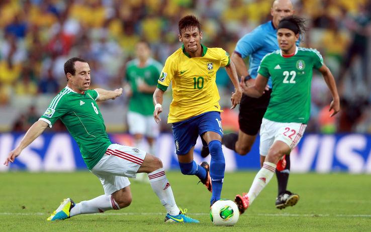 Polisportiva Roma | News Calcio – Neymar show in Confederation Cup e il Brasile va. 2-0 al Messico con gol ed assist del nuovo fenomeno