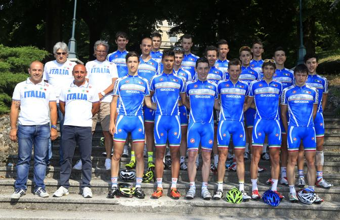 """CICLISMO – Partita la 4 giorni dell'""""Accademia della Nazionale di Ciclismo"""". Tutti gli Azzurri dietro i banchi"""