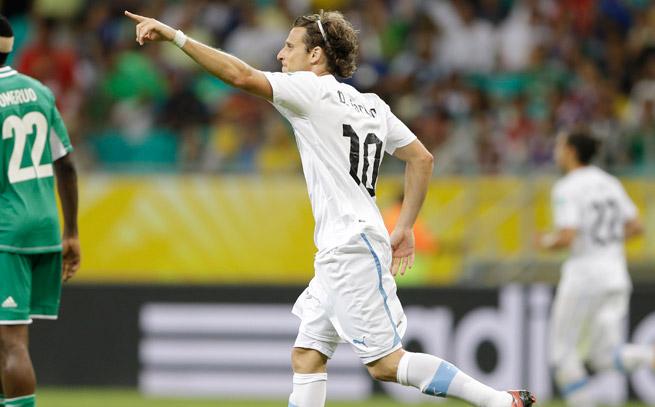 Polisportiva Roma   News Calcio – In Confederation Cup l'Uruguay di Cavani, supera la Nigeria e si rimette in corsa per la qualificazione