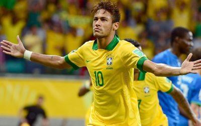 Polisportiva Roma   News Calcio – In Confederation Cup il Brasile batte l'Italia 4-2, ma il risultato è troppo pesante per quanto visto in campo. Neymar ancora a segno