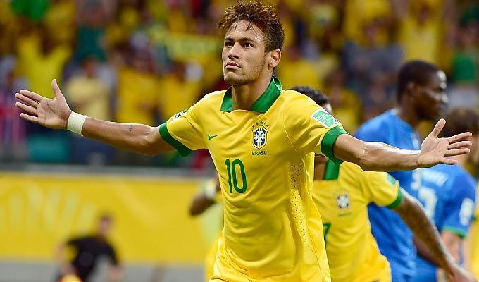 Polisportiva Roma | News Calcio – In Confederation Cup il Brasile batte l'Italia 4-2, ma il risultato è troppo pesante per quanto visto in campo. Neymar ancora a segno