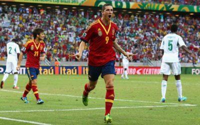 Polisportiva Roma   News Calcio – La Spagna batte anche la Nigeria, gol di Jordi Alba e Torres, e lancia la sfida all'Italia in Confederation Cup