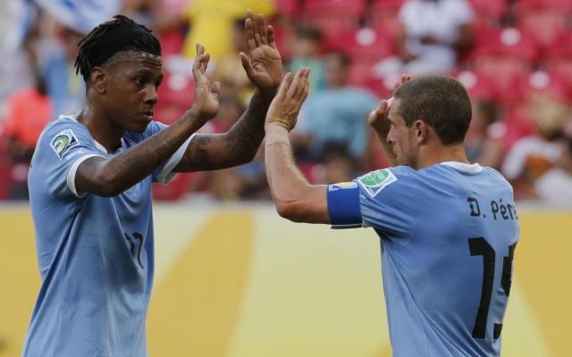 Polisportiva Roma | News Calcio – Tutto come previsto tra Uruguay e Tahiti finisce 8-0 e la Celeste conquista la Semifinale della Confederation Cup