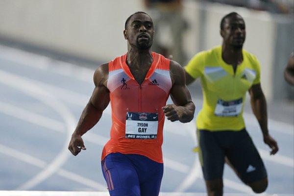 Polisportiva Roma | News Atletica – Ai Trials Usa, Tyson Gay con 19″74 stabilisce il record stagionale nei 200 e lancia la sfida a Bolt