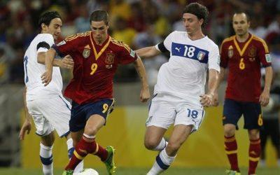 Polisportiva Roma   News Calcio – Beffati gli Azzurri in Confederatio Cup. Ancora una volta i rigori fatali all'Italia contro la Spagna