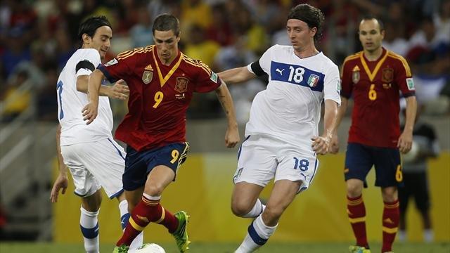 Polisportiva Roma | News Calcio – Beffati gli Azzurri in Confederatio Cup. Ancora una volta i rigori fatali all'Italia contro la Spagna