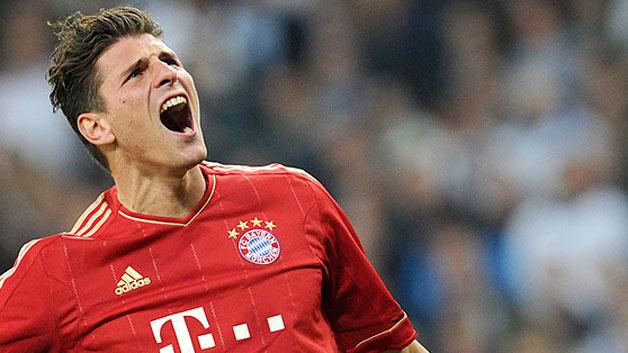AS ROMA – Potrebbe essere SuperMario Gomez il grande colpo promesso da James Pallotta. La Roma sull'attaccante del Bayern Monaco