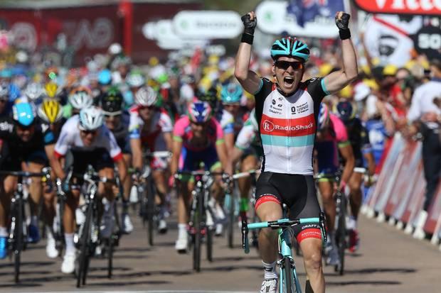 TOUR DE FRANCE – Sorpresa Bakelants. Vince e conquista la Maglia Gialla. Sagan è secondo