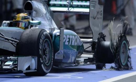FORMULA 1 – Dopo il caso degli pneumatici scoppiati a Silverstone, possibile boicottaggio dei piloti nella prossima gara