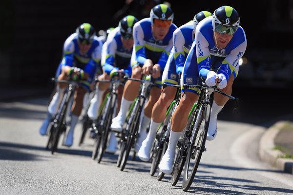 TOUR DE FRANCE – La quarta tappa con la crono a squadre, va al Team Orica. In Maglia gialla Gerrans
