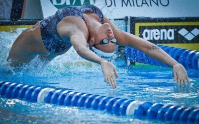 Polisportiva Roma | News Nuoto – E' sempre più Federica Pellegrini la reginaallo Swimming Cup. Vinti anche i 200 dorso