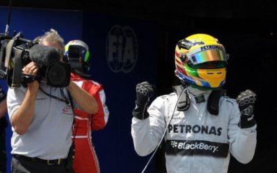 FORMULA 1 – Nel Gp di Germania la pole è di Hamilton. Le Ferrari troppo distanti, pensano alla gara e finiscono in 4° fila con Massa e Alonso