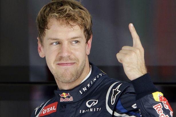 FORMULA 1 – Nel Gp di Germania vince Vettel. Alle sue spalle Raikkonen e Grosjean. Alonso su Ferrari quarto