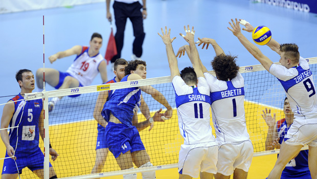 News Volley | World League 2013 – L'Italvolley perde contro la Serbia ma accede alle Final Six