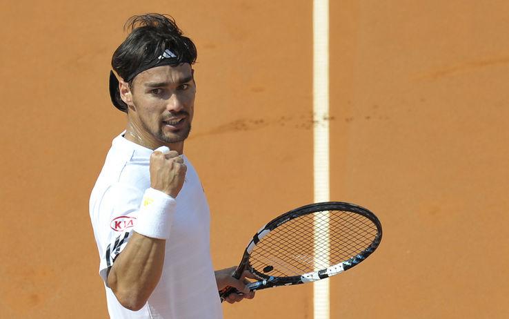 ATP STOCCARDA – Fabio Fognini approda in finale. Sconfitto Bautista Agut in due rapidi set