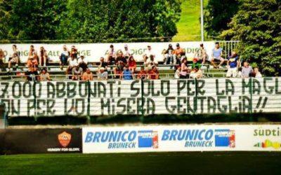 RITIRO AS ROMA – Prosegue la contestazione dei tifosi. Dopo le frasi di ieri anche Garcia sotto il mirino