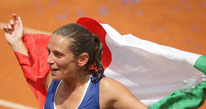 TENNIS – Fognini e Vinci orgoglio italiano. Il ligure conquista l'Atp di Stoccarda e Roberta si impone su Sarita all'Open di Palermo