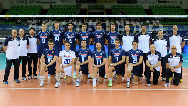 News Volley | World League – Domani esordisce l'Italia del Ct Berruto contro la Bulgaria