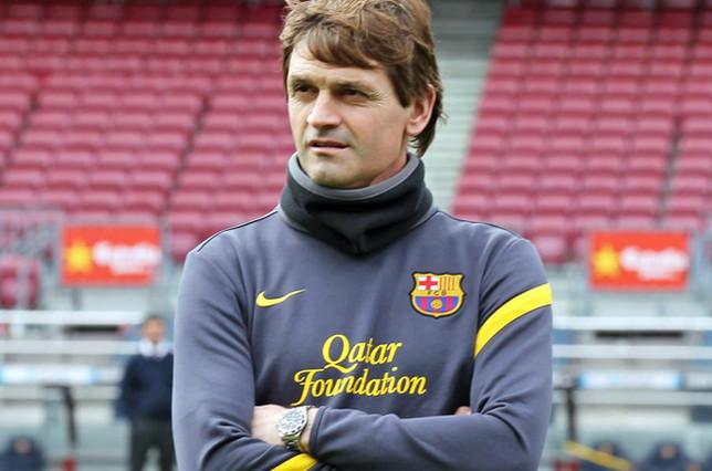 BARCELLONA – Tito Vilanova lascia il Barça. L'annuncio arriverà dal Presidente Rosell in conferenza stampa
