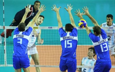 News Volley | World League – Gli Azzurri battono l'Argentina 3-1 e volano in semifinale