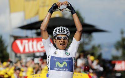News Ciclismo | Tour de France – La 20/a tappa va a Quintana, che conquista anche il secondo posto nella generale. Froome vince il Tour numero 100