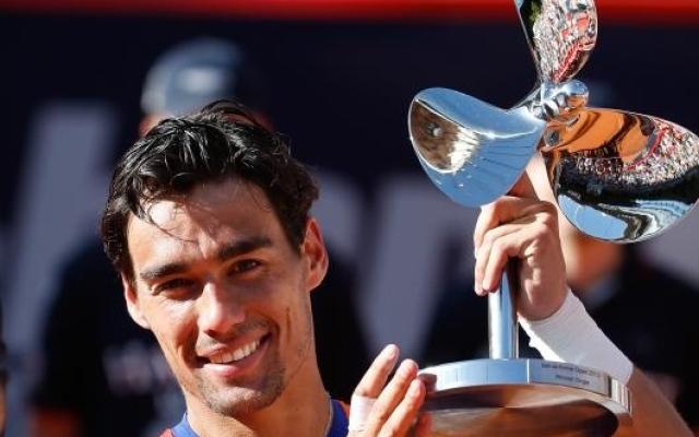 TENNIS – Fabio Fognini, grazie alla doppietta di Stoccarda e Amburgo, diventa il n° 1 italiano nel Ranking Atp