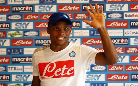 Polisportiva Roma | News Calciomercato – Zuniga è pronto a salutare Napoli. Per lui si accende la sfida tra Juve e Inter