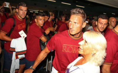 AS ROMA NEWS – Partita l'avventura negli USA della Roma. Prima tappa Kansas City, città resa famosa del grande Alberto Sordi