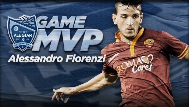 AS ROMA NEWS – Florenzi eletto Mvp del match vinto dalla Roma contro l' All Stars Usa, ma quanto spazio riuscirà a ritagliarsi nella prossima stagione?