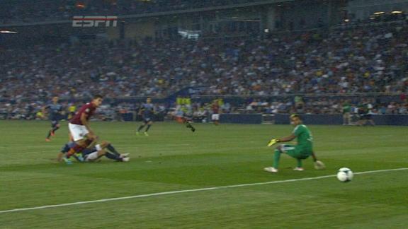 AS ROMA NEWS – Negli Usa Totti e compagni vincono e convincono contro le stelle della MLS