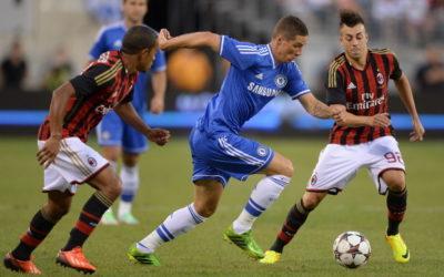 ULTIME CALCIO – Milan e Inter ko contro il Chelsea di Mourinho e il Valencia