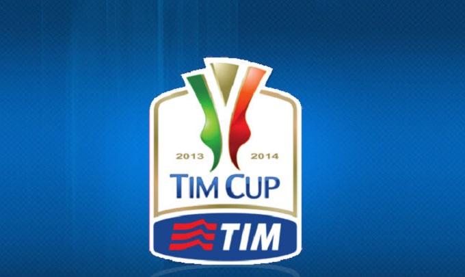 COPPA ITALIA – Ecco il programma del prossimo turno della Tim Cup