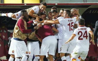 AS ROMA – I giallorossi di Rudi Garcia espugnano Livorno grazie al ritorno al gol di De Rossi e alla rete di Florenzi