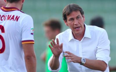 AS ROMA – Nella prima partita casalinga della stagione la Roma affonda il Verona 3 a 0. Ottimo esordio con gol di Adem Ljajic