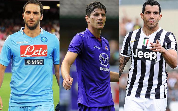 Polisportiva Roma | News Calciomercato – E' finita anche questa sessione estiva di trattative: Higuain, Gomez e Tevez i tre colpi più importanti. Kakà riabbraccia il Milan, ma tornerà quello del 2007?