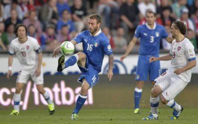 Polisportiva Roma   News Calcio – Grande prova degli Azzurri. Vanno sotto e poi ribaltano il risultato. Bene De Rossi. Staccato il biglietto per i Mondiali Brasile 2014