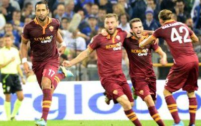 AS ROMA NEWS – La Roma fa cinque su cinque. Benatia e Gervinho spingono i giallorossi da soli in testa alla classifica