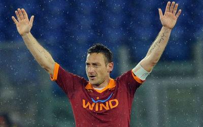AS ROMA NEWS – Per te parla la storia, auguri immenso Capitano!