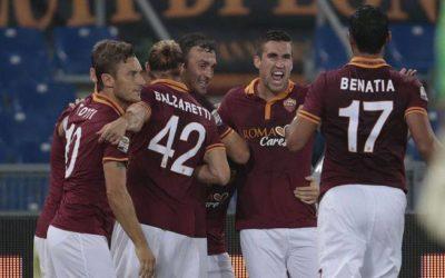 AS ROMA NEWS – La Roma non si ferma più; sesta vittoria di fila in campionato. Bologna sommerso 5 a 0